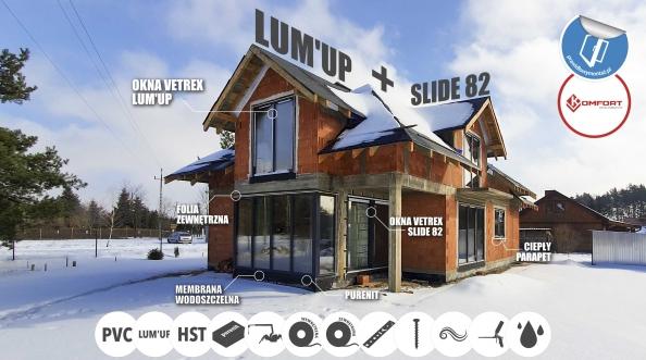 Prezentujemy nowoczesne i energooszczędne okna i drzwi firmy VETREX Okna Premium.