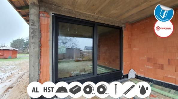 Okna aluminiowe w Twoim wymarzonym domu.