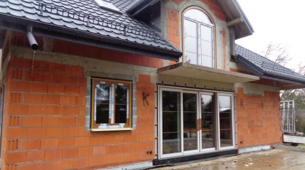 Energooszczędne, nowoczesne okna Vetrex - Prawidłowy montaż