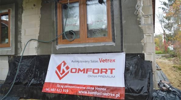 KOMFORT potrafi montować okna