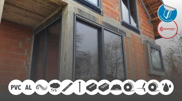 Wyjątkowo trwałe i nowoczesne okna na długie lata