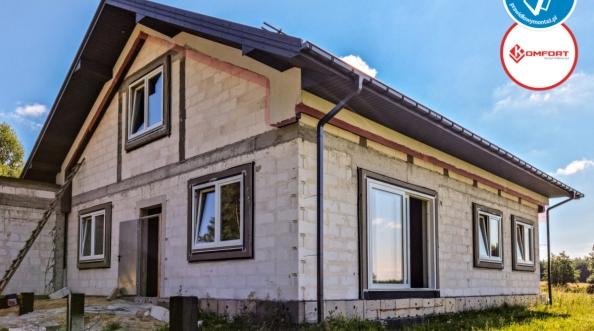 Prawidłowy montaż okien w warstwie ocieplenia przy użyciu systemu KIK.