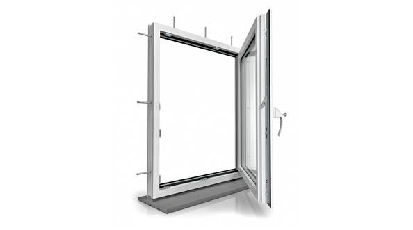 Pierwszy w Polsce montaż okien V82 Pro Safe