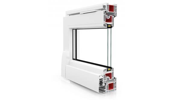 Drzwi uchylno-przesuwne PSK Vetrex Patio Automatic