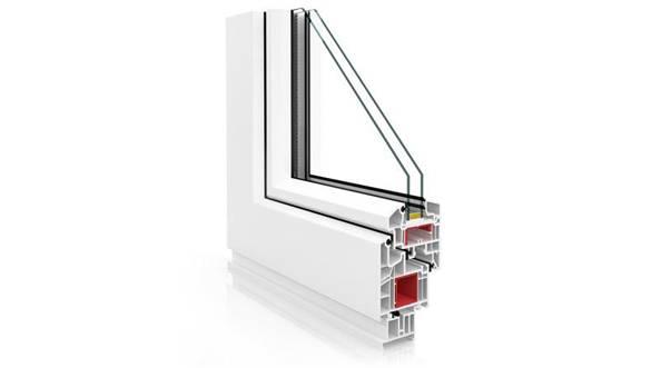 Okna PCV Vetrex V70