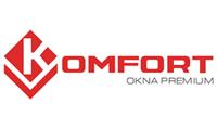 Okna Komfort Radom, Puławy, logo