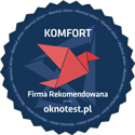 Montaż okien - Firma Rekomendowana przez Oknotest.pl