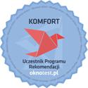 Uczestnik Programu Badań Szczelności Montażu logo