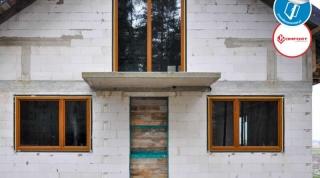 Okna LUMUP od Vetrex - więcej światła.