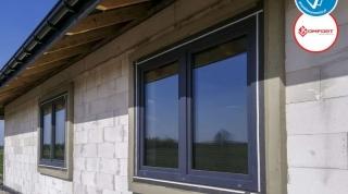 Energooszczędne okna VETREX V82
