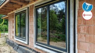 Prawidłowy montaż okien aluminiowych z gwarancją szczelności.