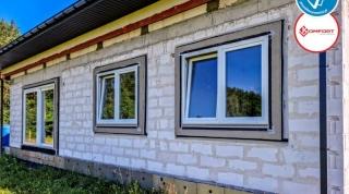 Prawidłowy montaż okien w warstwie ocieplenia przy użyciu systemu KIK