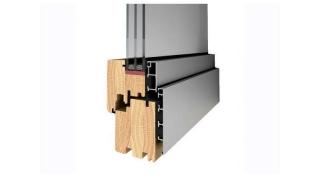 Okno drewniane Pozbud Gemini Standard 68