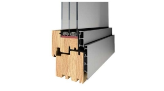 Okno drewniane Pozbud Gemini Premium 92