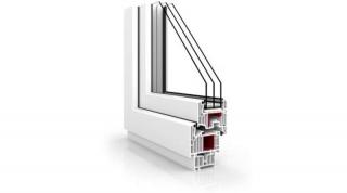 Okno Vetrex V82 Biały
