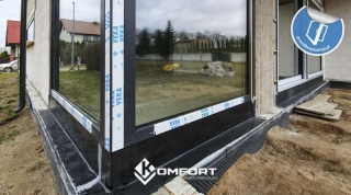 Montaż okien Vetrex Premium V82