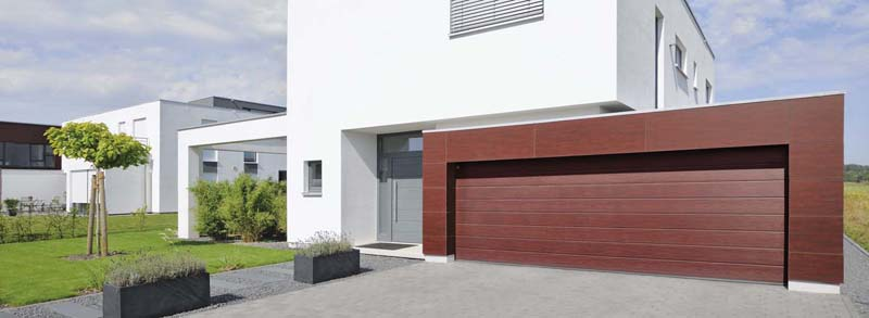 Bramy garażowe segmentowe Hörmann