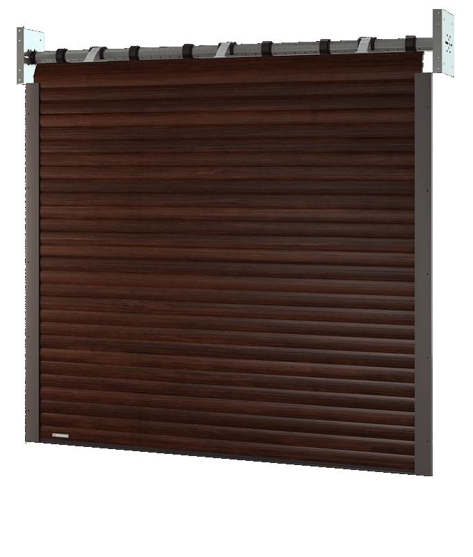 Brama garażowa rolowana Krispol RGW