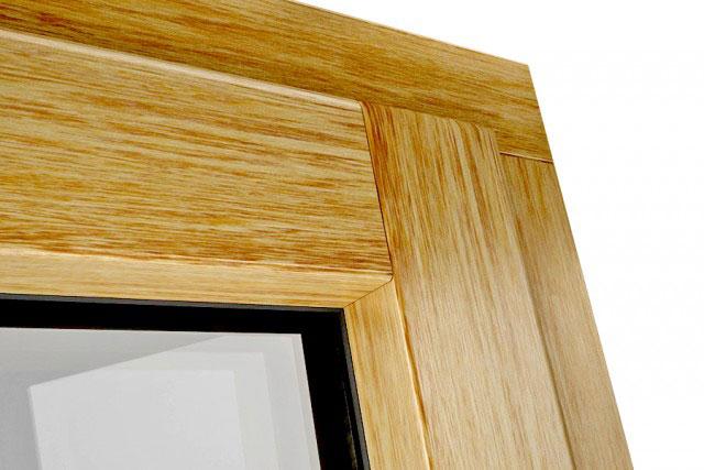 Okno POZBUD GEMINI strona wewnętrzna Modern