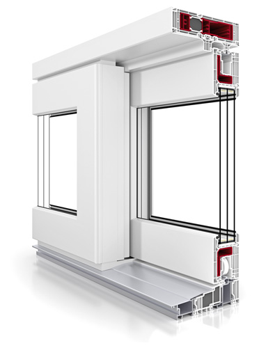 Drzwi unoszono-przesuwne HST Vetrex Slide 82